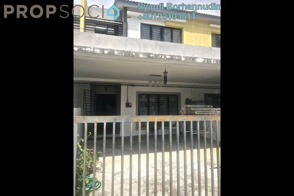 Terrace For Sale in Semenyih Parklands, Semenyih Freehold Semi Furnished 4R/4B 470k