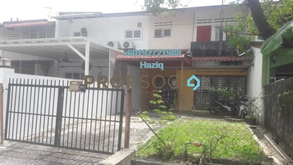 Terrace For Sale in Taman Suria Jaya, Cheras South Freehold Unfurnished 4R/3B 550k