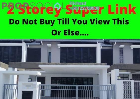 Superlink For Sale in Astellia, Denai Alam Freehold Unfurnished 5R/5B 1.2m
