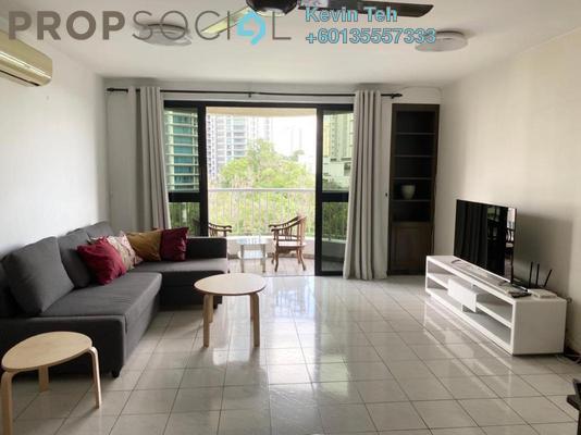 Condominium For Sale in Mont Kiara Pines, Mont Kiara Freehold Semi Furnished 3R/2B 800k