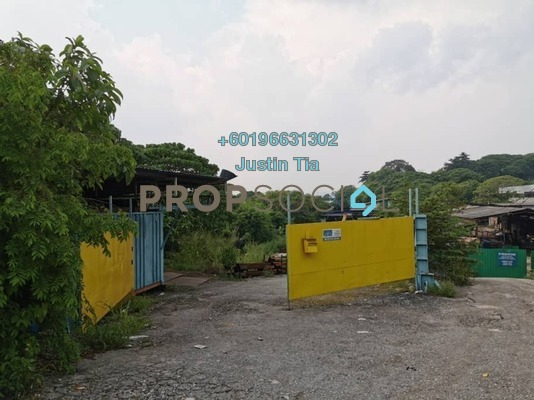 Land For Sale in Kampung Baru Subang, Shah Alam Freehold Semi Furnished 0R/0B 3.27m