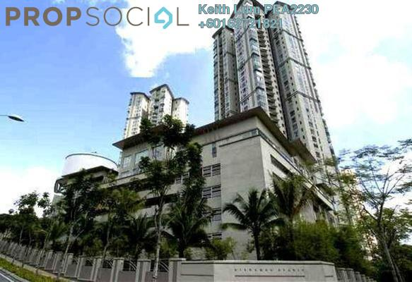 Condominium For Rent in Kiaramas Ayuria, Mont Kiara Freehold Fully Furnished 4R/4B 4.2k