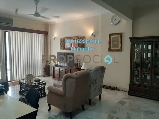 Condominium For Sale in Menara Duta 1, Dutamas Freehold Semi Furnished 3R/2B 529k