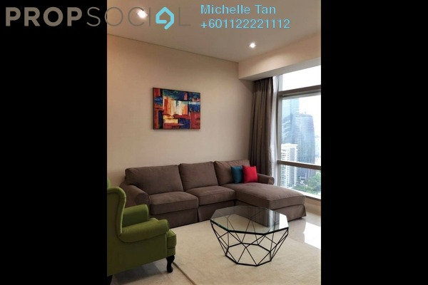 Serviced Residence For Rent in Banyan Tree, KLCC Freehold Fully Furnished 1R/2B 5.5k