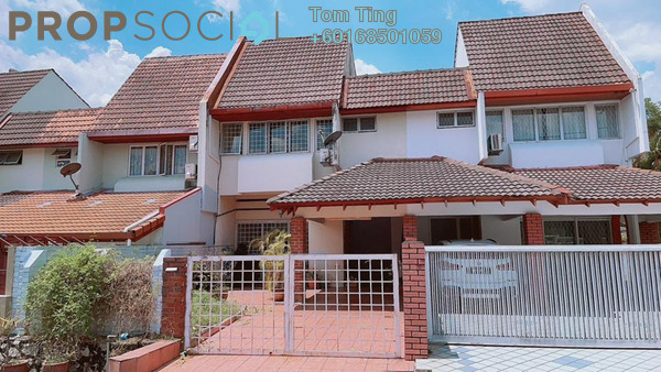 Terrace For Sale in Athinahapan, TTDI Freehold Semi Furnished 4R/3B 1.55m