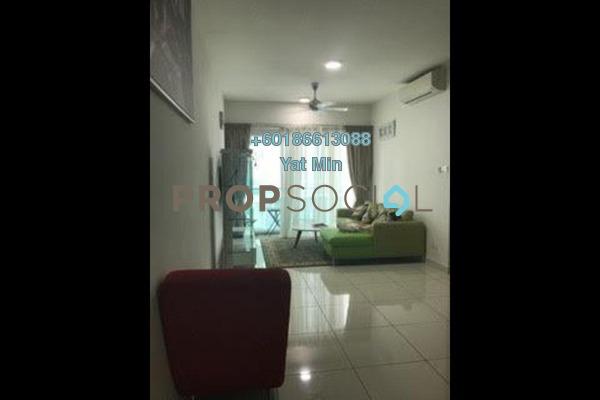 Condominium For Sale in Glomac Damansara, TTDI Freehold Fully Furnished 3R/2B 838k