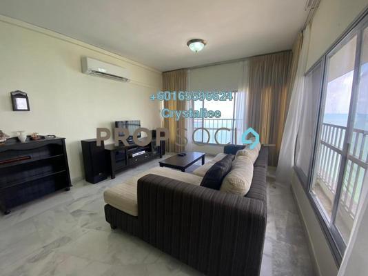 Condominium For Sale in 1 Persiaran Gurney, Gurney Drive Freehold Semi Furnished 3R/2B 1.2m