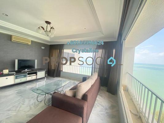 Condominium For Sale in 1 Persiaran Gurney, Gurney Drive Freehold Semi Furnished 3R/2B 1.5m