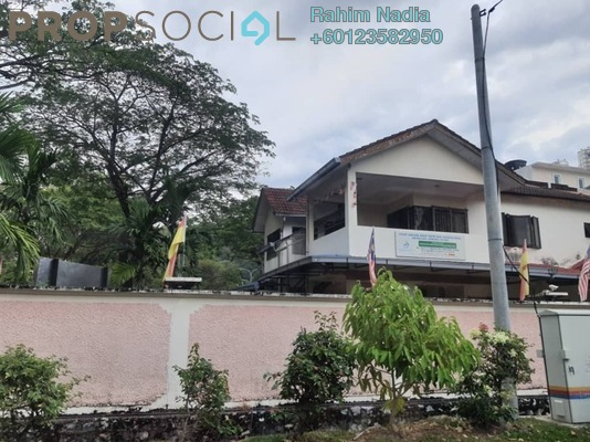 Terrace For Sale in Taman Bukit Indah, Old Klang Road Freehold Semi Furnished 6R/5B 1.4m