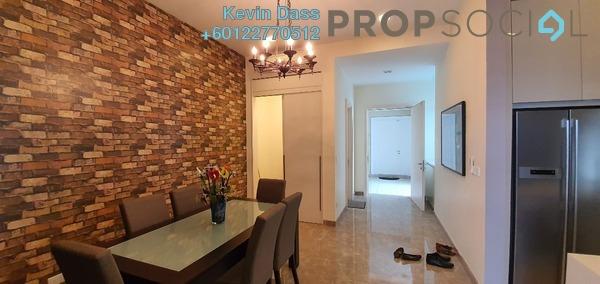 Condominium For Rent in Laman Ceylon, Bukit Ceylon Freehold Fully Furnished 3R/3B 7k