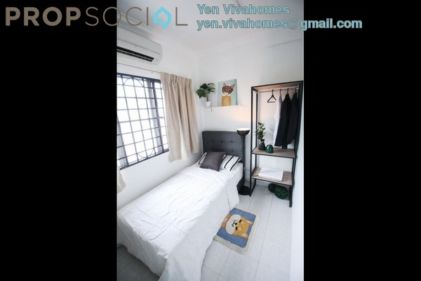 Apartment For Rent in Salvia Apartment, Kota Damansara Freehold Fully Furnished 1R/1B 530translationmissing:en.pricing.unit