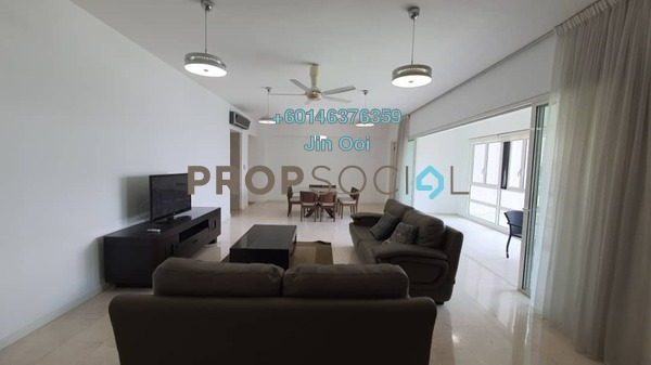 Condominium For Sale in Kiaraville, Mont Kiara Freehold Fully Furnished 4R/4B 1.68m