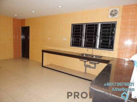 Terrace For Rent in PP 5, Taman Putra Prima Freehold Unfurnished 4R/3B 1.6k