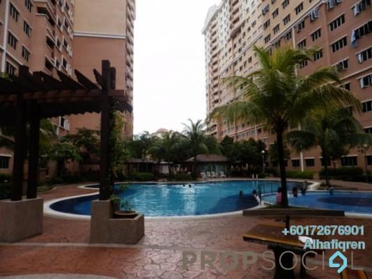 Condominium For Sale in Cengal Condominium, Bandar Sri Permaisuri Freehold Unfurnished 3R/2B 430k