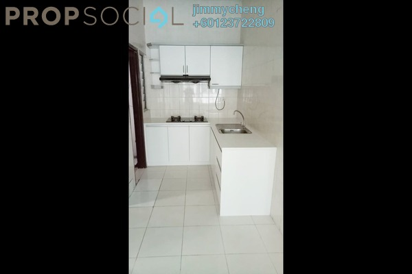 Condominium For Rent in Casa Tiara, Subang Jaya Freehold Semi Furnished 3R/2B 1.6k
