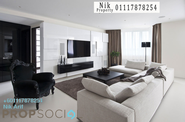 Condominium For Sale in IOI Square, Putrajaya Freehold Fully Furnished 3R/2B 250k
