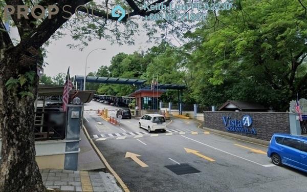 Condominium For Sale in Vista Komanwel, Bukit Jalil Freehold Semi Furnished 5R/3B 700k
