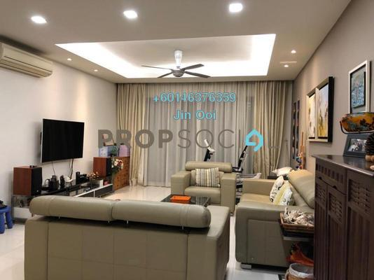Condominium For Rent in Vista Kiara, Mont Kiara Freehold Fully Furnished 3R/3B 4k