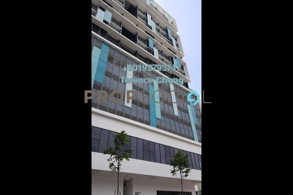SoHo/Studio For Rent in Core SoHo Suites, Sepang Freehold Semi Furnished 1R/1B 900translationmissing:en.pricing.unit