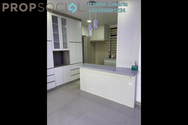 Apartment For Rent in Precinct 11, Putrajaya Freehold Semi Furnished 3R/2B 1.5k