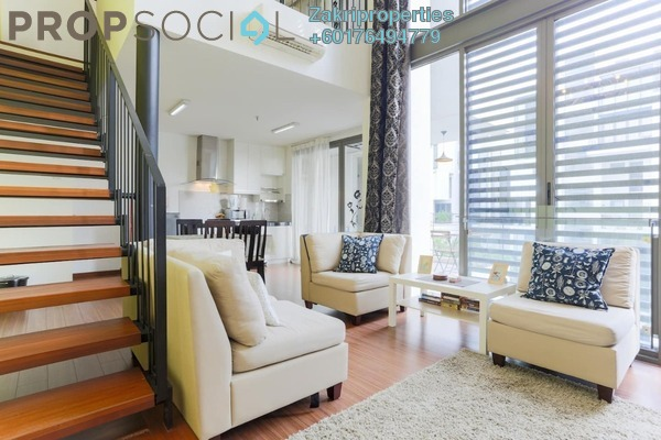 SoHo/Studio For Sale in Centrio, Pantai Freehold Fully Furnished 1R/2B 680k