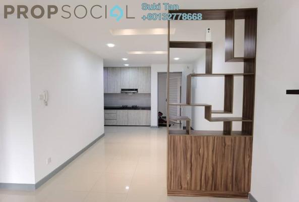 Condominium For Sale in Scenaria, Segambut Freehold Semi Furnished 3R/2B 548k