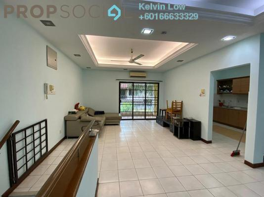 Townhouse For Sale in Parkville Garden Townhouse, Sunway Damansara Freehold Semi Furnished 3R/3B 850k