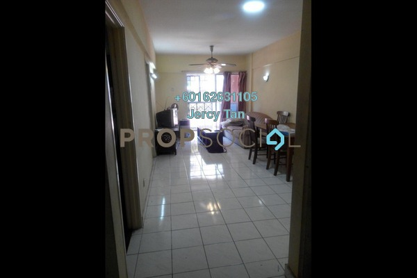 Apartment For Rent in Arena Green, Bukit Jalil Freehold Semi Furnished 2R/2B 900translationmissing:en.pricing.unit