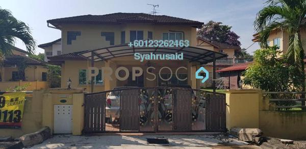 Bungalow For Sale in Rasah Kemayan, Seremban 2 Freehold Semi Furnished 4R/2B 560k