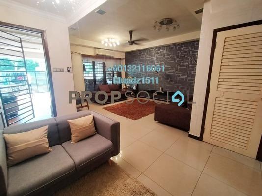 Terrace For Sale in Mutiara Bukit Jalil, Bukit Jalil Freehold Semi Furnished 6R/4B 1.4m