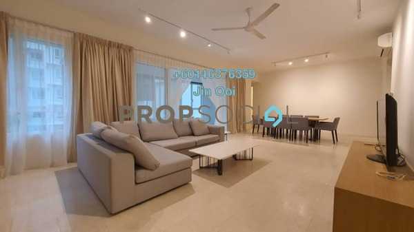 Condominium For Rent in Kiaraville, Mont Kiara Freehold Fully Furnished 4R/3B 6k
