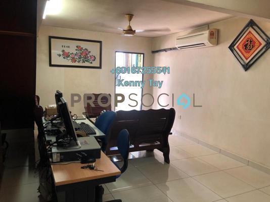 Terrace For Sale in Taman Sri Kepong Baru, Kepong Freehold Semi Furnished 3R/2B 425k