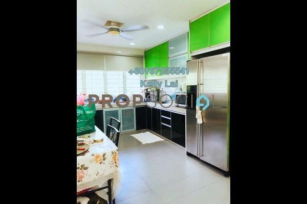 Terrace For Sale in Taman Menjalara, Bandar Menjalara Freehold Semi Furnished 4R/3B 1.22m