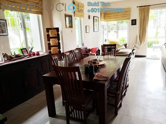 Terrace For Sale in Adora, Desa ParkCity Freehold Semi Furnished 4R/4B 2.45m