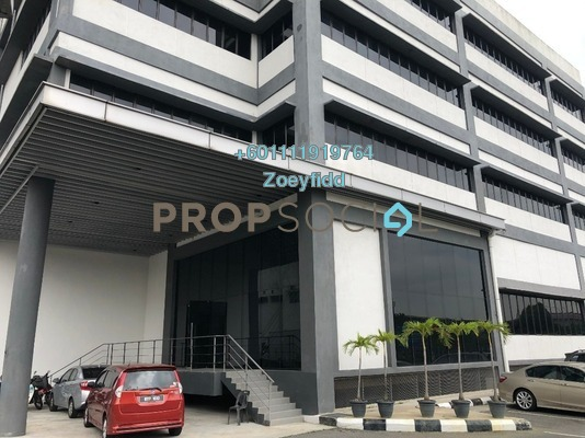 Office For Sale in Section 12, Shah Alam Freehold Unfurnished 0R/0B 42m