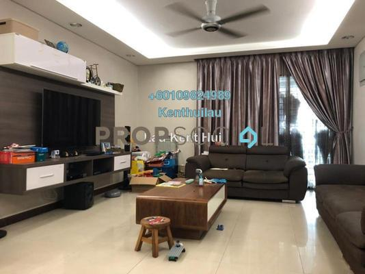 Superlink For Sale in Mutiara Bukit Jalil, Bukit Jalil Freehold Semi Furnished 6R/5B 1.18m