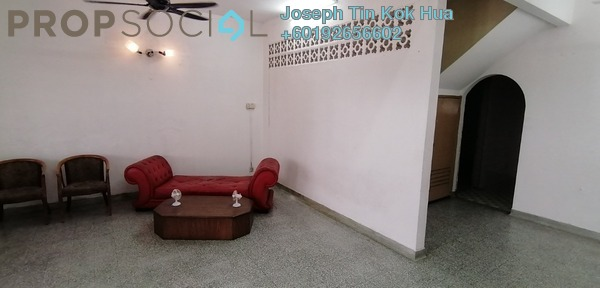 Terrace For Sale in Taman OUG, Old Klang Road Freehold Semi Furnished 4R/2B 790k