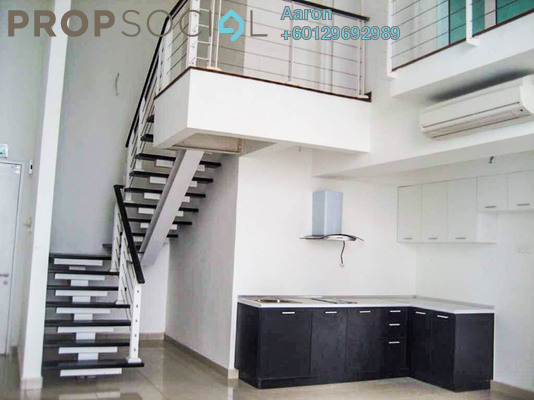 Duplex For Sale in The Scott Soho, Old Klang Road Freehold Semi Furnished 2R/2B 700k