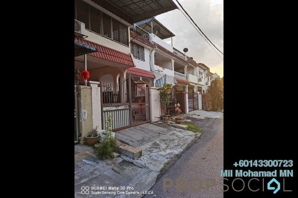 Terrace For Sale in Arte +, Jalan Ampang Freehold Semi Furnished 4R/2B 495k