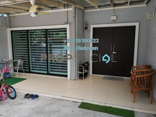 Terrace For Sale in Section 19, Petaling Jaya Freehold Semi Furnished 4R/3B 600k