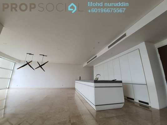 Condominium For Rent in One Menerung, Bangsar Freehold Unfurnished 4R/5B 15k