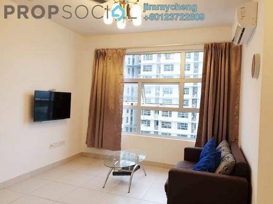 Condominium For Rent in The Domain, Cyberjaya Freehold Semi Furnished 2R/2B 1k
