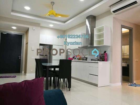 Condominium For Sale in Reflection Residences, Mutiara Damansara Freehold Fully Furnished 2R/2B 860k