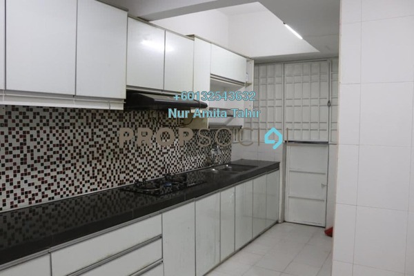 Condominium For Sale in Kemensah Villa, Kemensah Freehold Semi Furnished 3R/2B 370k
