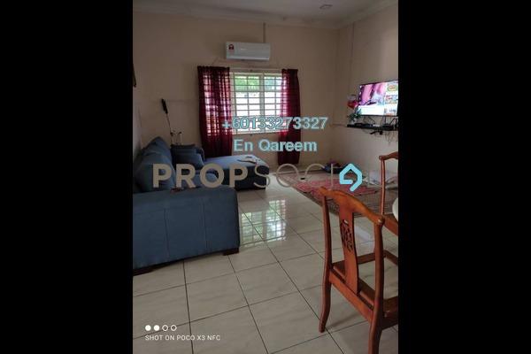 Bungalow For Sale in Laksamana, Batu Caves Leasehold Semi Furnished 4R/2B 650k