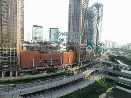 Office For Rent in The Pillars @ KL Eco City, Mid Valley City Freehold Semi Furnished 0R/0B 25k