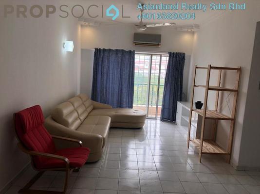 Condominium For Rent in Menara Menjalara, Bandar Menjalara Freehold Fully Furnished 4R/2B 1.5k