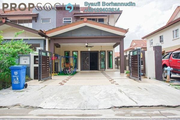 Terrace For Sale in Precinct 12, Setia Alam Freehold Unfurnished 4R/3B 650k