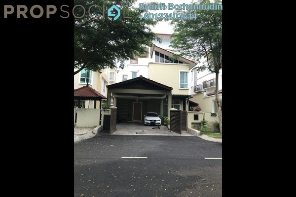 Bungalow For Sale in Section 4, Shah Alam Freehold Unfurnished 7R/6B 1.8m