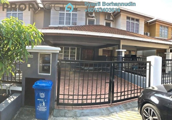 Terrace For Sale in Desa Latania, Shah Alam Freehold Unfurnished 4R/3B 510k